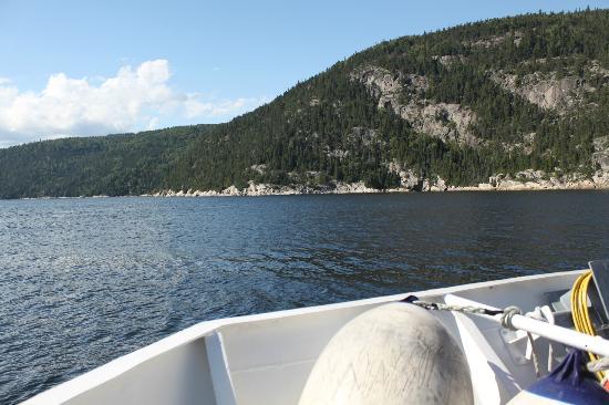Croisières 2001 : Fjord