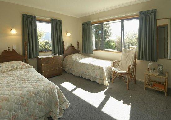 Avon House Bed & Breakfast : Twin Room