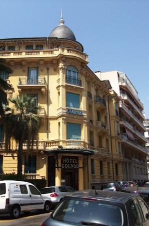 Hotel Gounod Nice: hotel