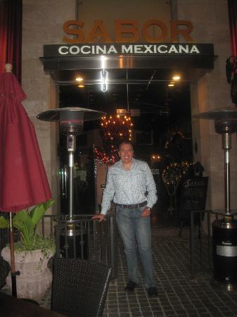 Sabor Cocina Mexicana: Jose Luis @ Sabor