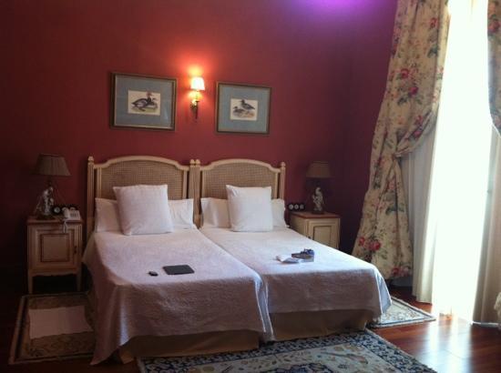 Casa Palacio Conde de la Corte: Camera da letto