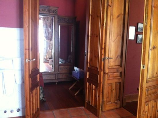 Casa Palacio Conde de la Corte: Spogliatoio