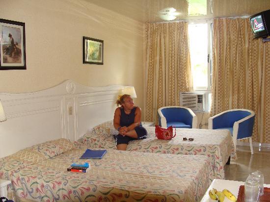 Hotel Pernik: la camera
