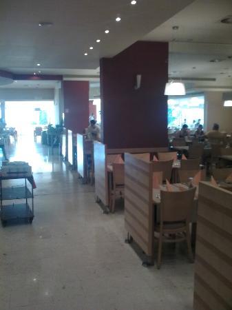 Allegro Hotel: Restaurant