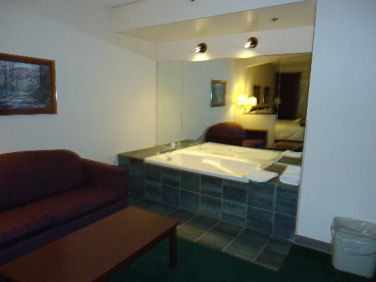 Vernon Downs Casino and Hotel: Room