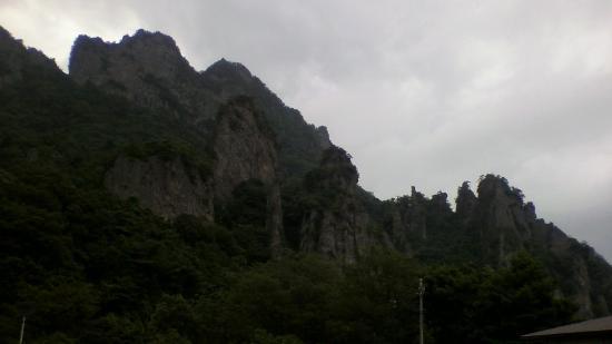 群馬県, 妙義山