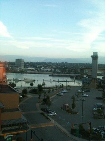 River Rock Casino Resort: View from Corner Room