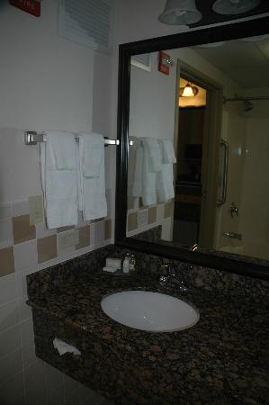 BEST WESTERN PLUS McCall Lodge & Suites : Sink