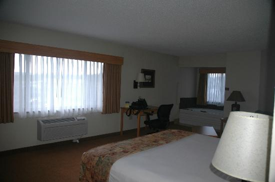 BEST WESTERN PLUS McCall Lodge & Suites : Room
