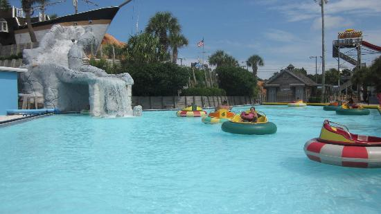 Bumber Boats Picture Of Wild Water Wheels Surfside Beach
