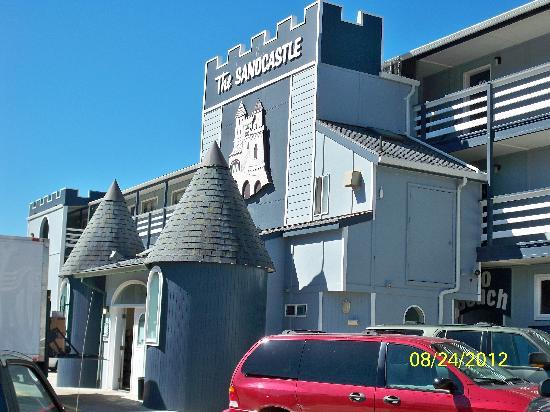 沙堡海濱汽車旅館照片