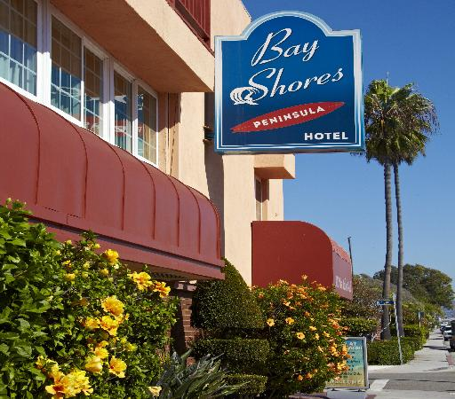 Bay Shores Peninsula Hotel: Newport's Best Beach Hotel!