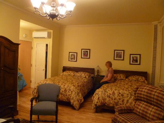 Maison du Fort: Room # 6