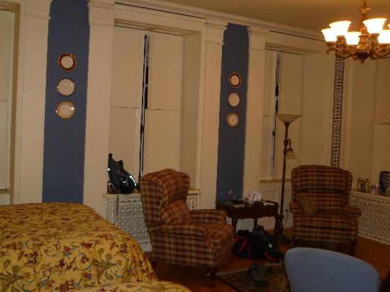 Maison du Fort: Room #6