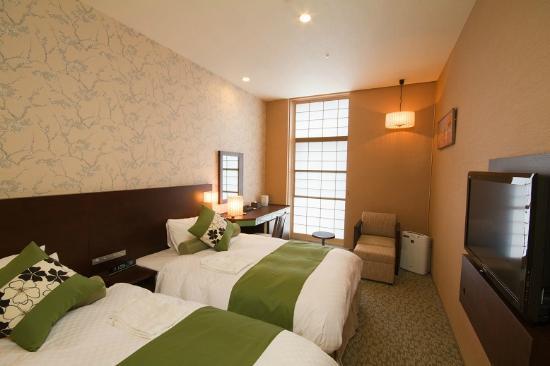 Hotel Vista Premio Kyoto: Superior Twin