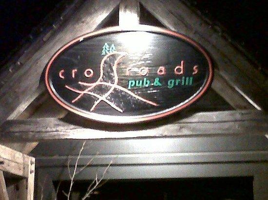 Crossroads Restaurant: crossroads pub and grill