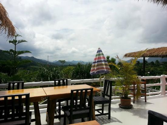 Kham Reserve: View from the restaurant