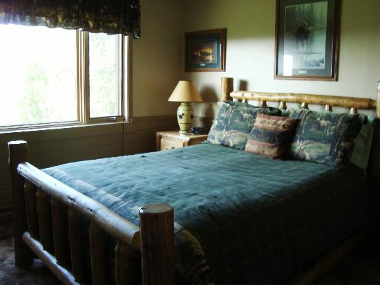 Talkeetna Denali View Lodge & Cabins: Yulon room