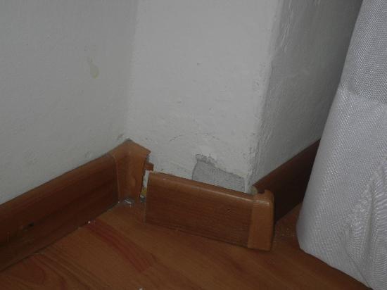 Piccolo Hotel: interno camera