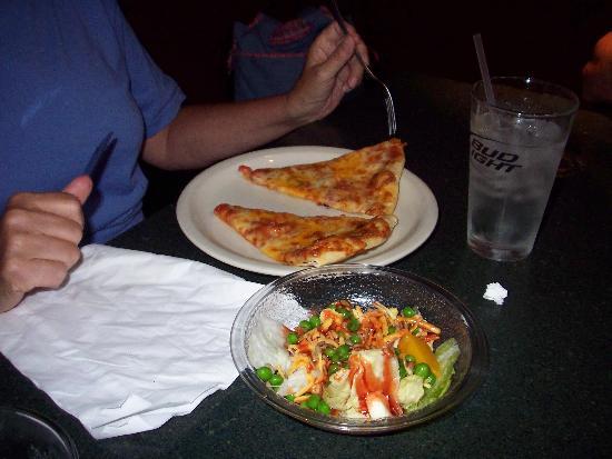 Sonny's Pizzeria: buffet