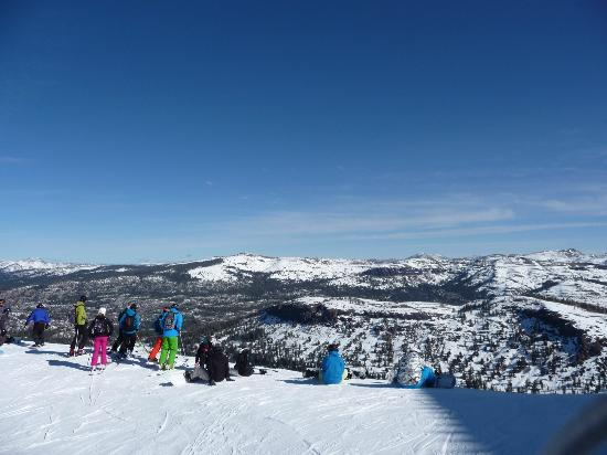 Kirkwood Mountain Resort: from the top!