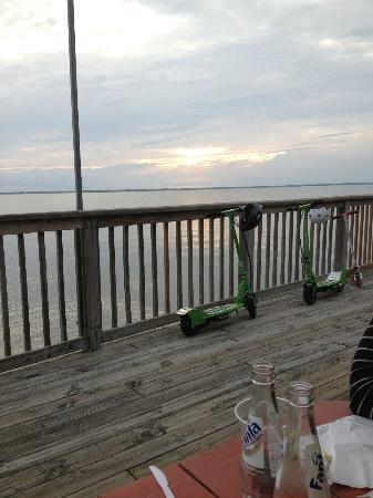 Coastal Cantina : The view