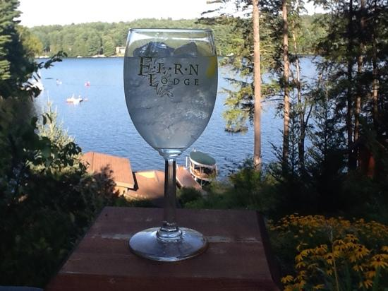 The Fern Lodge : adirondack elegance!
