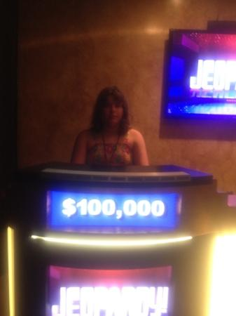 Sony Pictures Studio Tour: Me at Jeopardy!