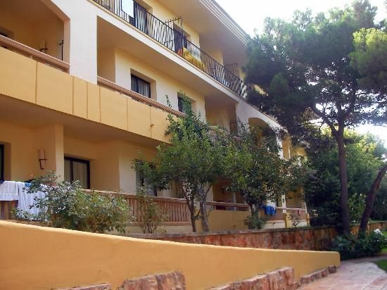 Illot Park Hotel: VISTA HOTEL