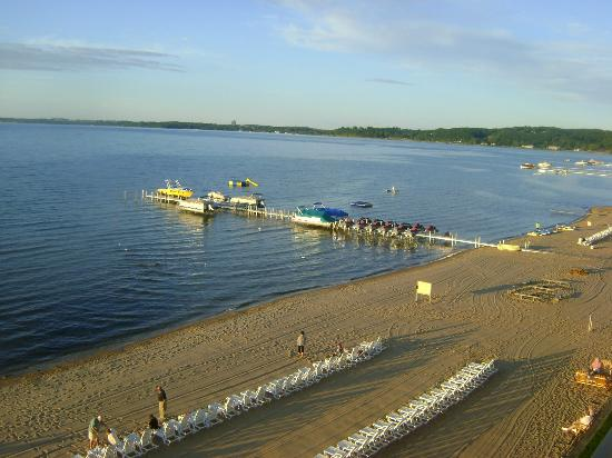 Parkshore Resort: Boat rentals