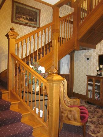Waller House Inn: Lobby