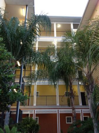 Caribe Cove Resort Orlando: Outside of building 5