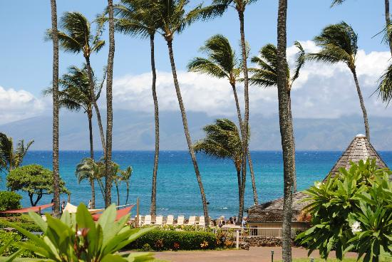 Napili Shores: View from room B213