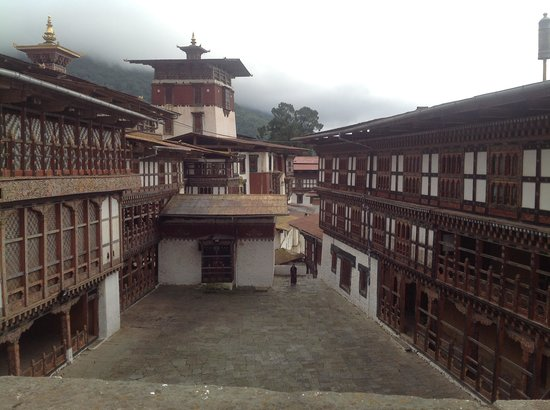Trongsa, Bhutan: Full of old times charm