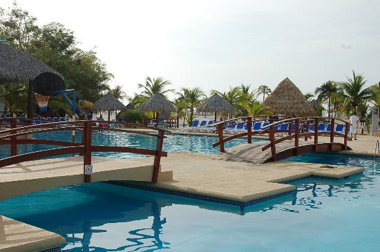 Hotel Playa Blanca Beach Resort : pool
