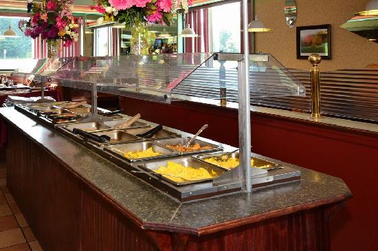 Howard Johnson Inn Saugerties: Restaurant