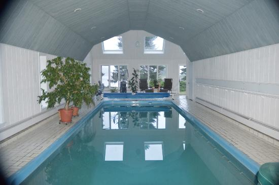 Ann's Point Inn: Indoor swimming pool