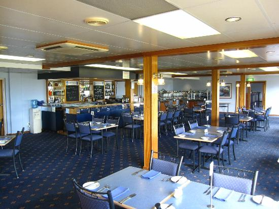 Lacepede Bay Motel: Seafood Restaurant