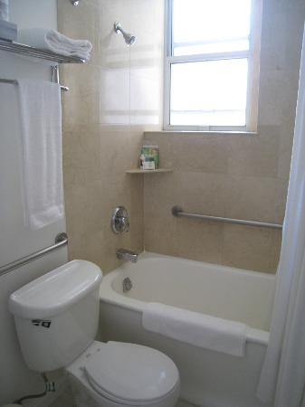 The Mosser: Private bathroom