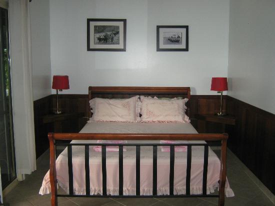 داينتري ريفيرفيو: Premium Room - Queen, Ensuite, Air Con, overlooks the Daintree River