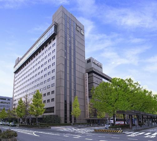 โรงแรมเคฮัง เกียวโต: [外観]ホテル京阪京都