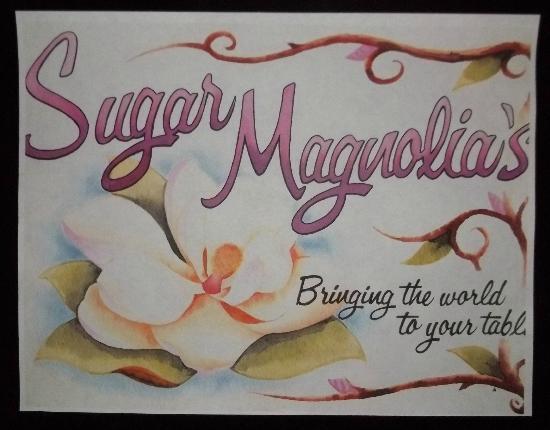 Sugar Magnolia : Specializing in 'Globalpolitan' Cuisine