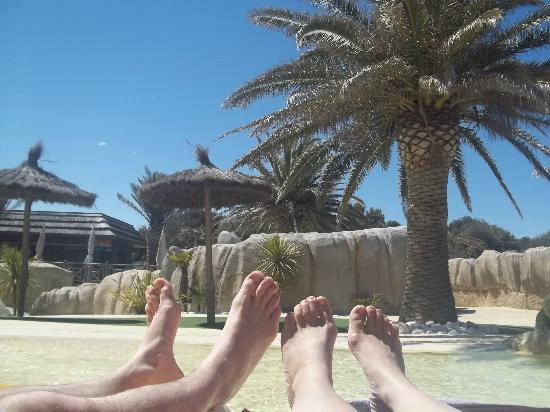 Yelloh! Village Le Brasilia : piscine enfants