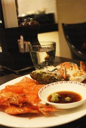Satoo: fresh seafood
