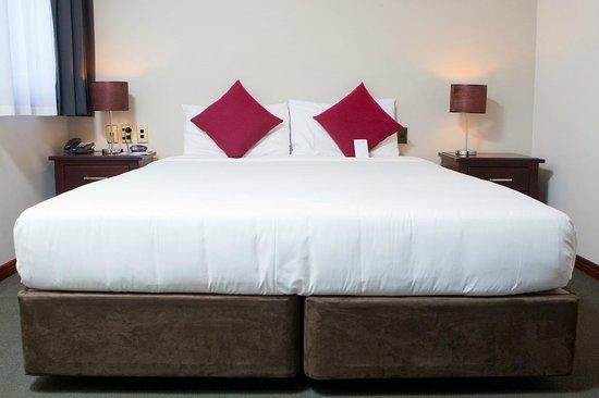 Comfort Hotel Wellington: Comfort Room