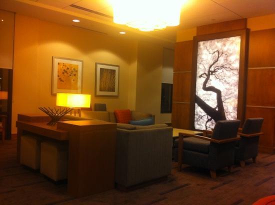 Hyatt Place New Orleans/Convention Center : lobby