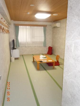 Hotel Station Kyoto Nishikan: 部屋