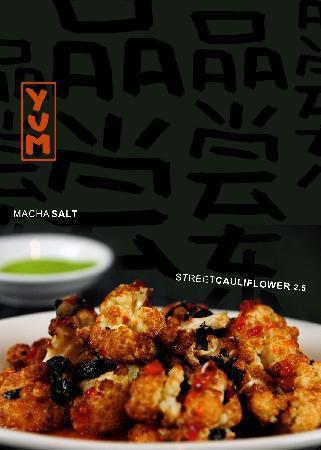 Tasting East: Street Cauliflower