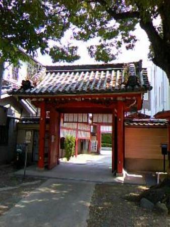 Aizindo Shomanin Shrine: 噂以上の美しさ