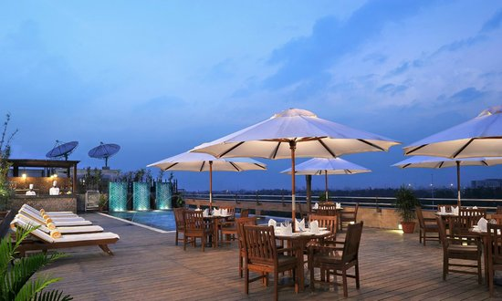 Lemon Tree Premier, Leisure Valley 2: Terrace Grill